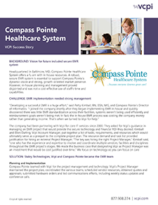 Compass Pointe Healthcare System EHR Success Story