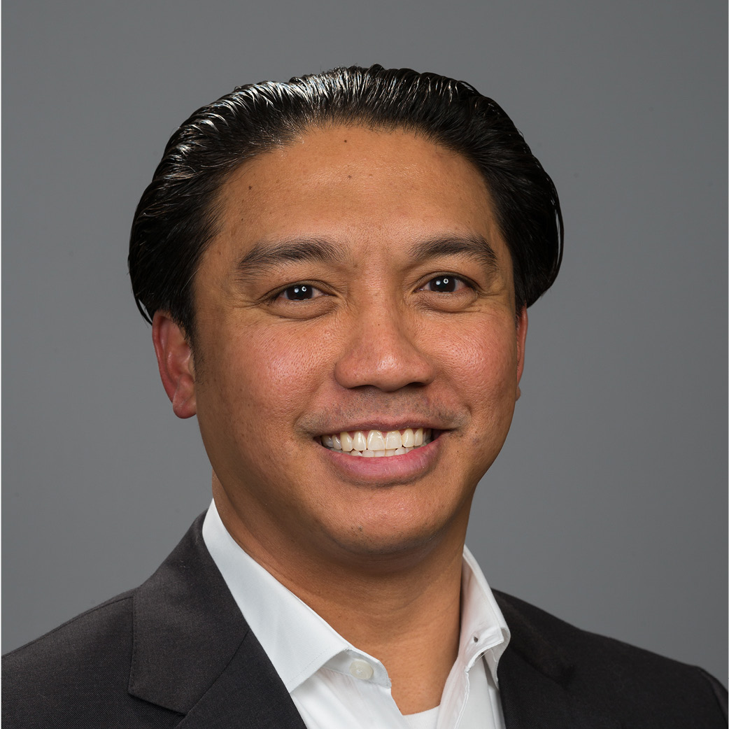 Nickolo Villanueva, Vice President of Engineering and Client Services