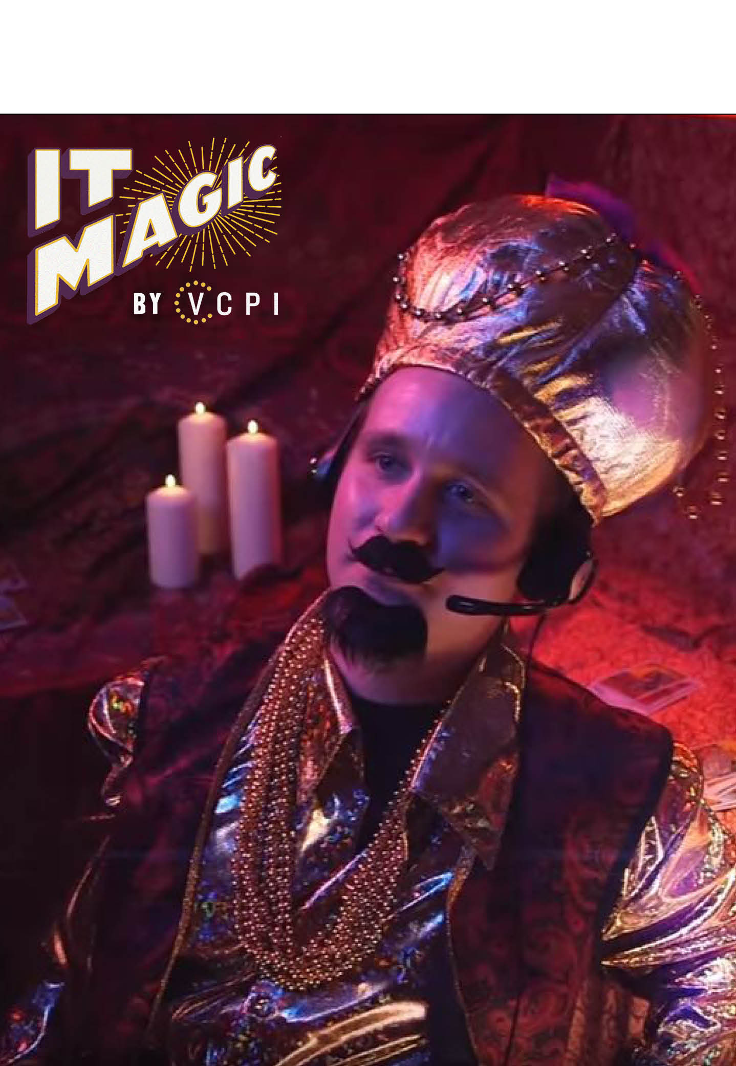 IT Magic - Psychic Powers